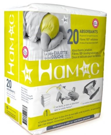 Hamac - Insert jetable pour couche lavable