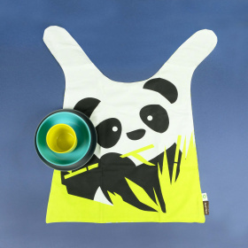 Coffret repas - Panda - Coq en pâte