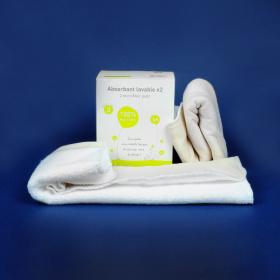 Absorbants en microfibre pour couche lavable - Hamac