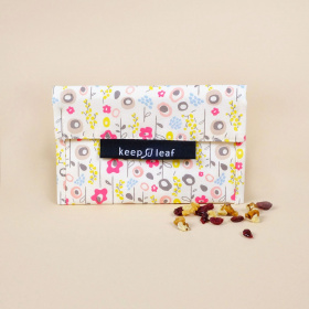 Mini Pochette - Keep Leaf