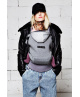 Hoodie Carrier - Gris Flanelle